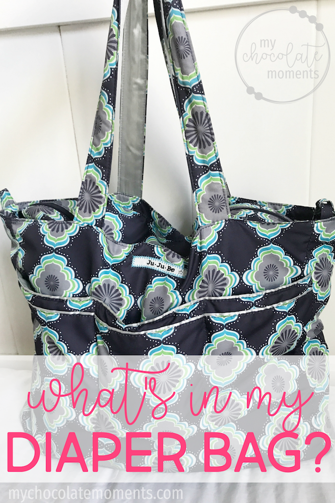 What's in my diaper bag? Ju-Ju-Be Super Be packed for an almost potty trained 3.5 year old and a 1.5 year old in cloth diapers | diaper bag essentials | diaper bag organization | JuJuBe diaper bags | Ju-Ju-Be Super Be packing | cloth diapers