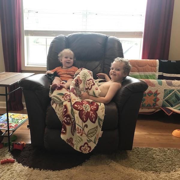 recliner snuggle