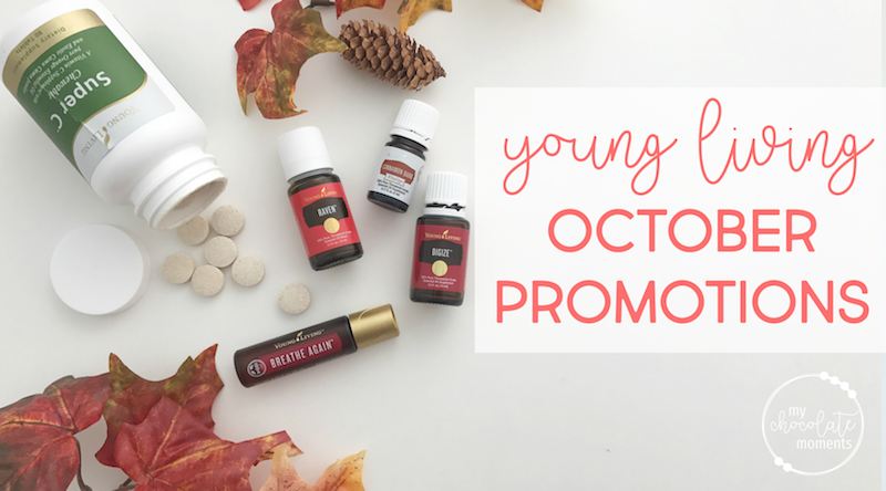 young living october 2017 promotions