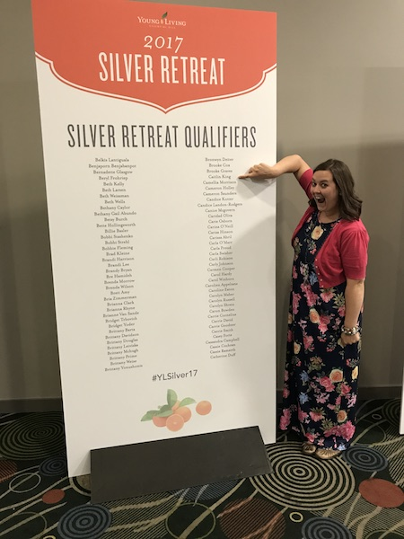Silver retreat