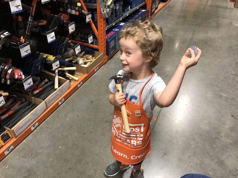 hammers at home depot