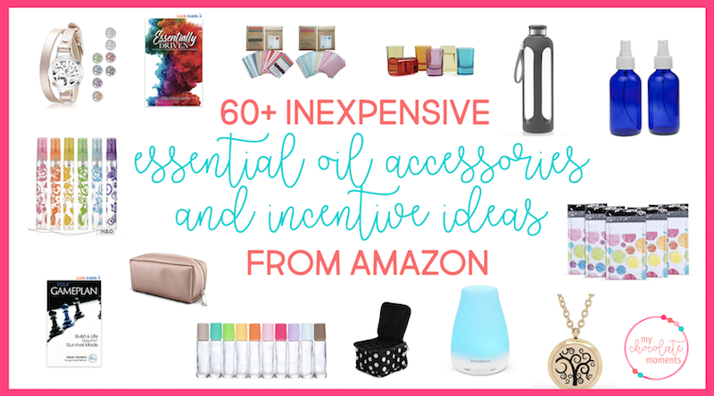 60+ essential oil incentive ideas under $20 for gifting, giveaways, and more