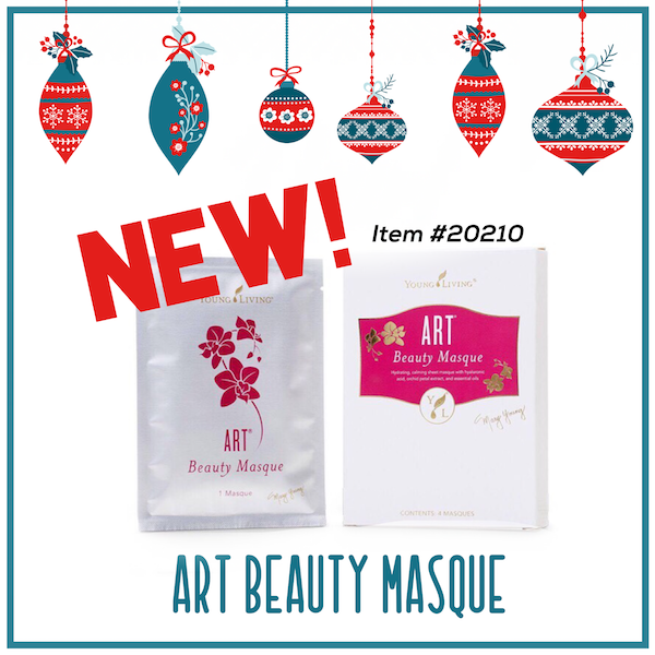 Young Living 2017 Black Friday - ART beauty masque