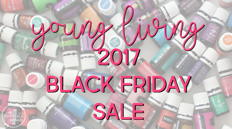Young Living Black Friday Sale 2017