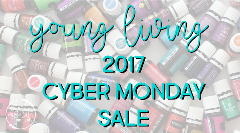 Young Living Cyber Monday Sale 2017