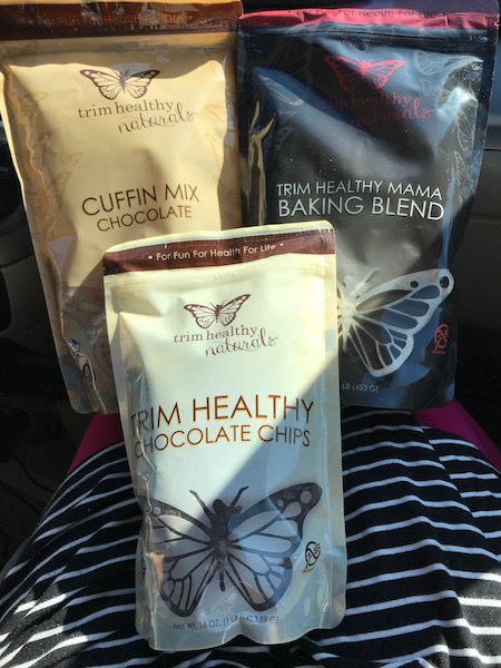Trim Healthy Mama chocolate chips