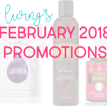 Young Living's February 2018 Promotions