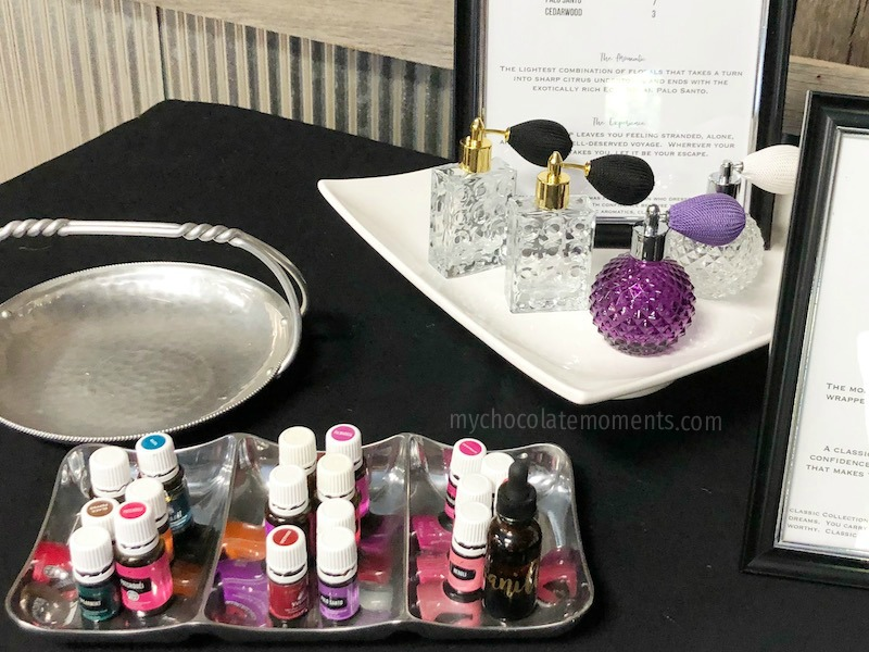 essential oils needed for DIY essential oil perfumes - My
